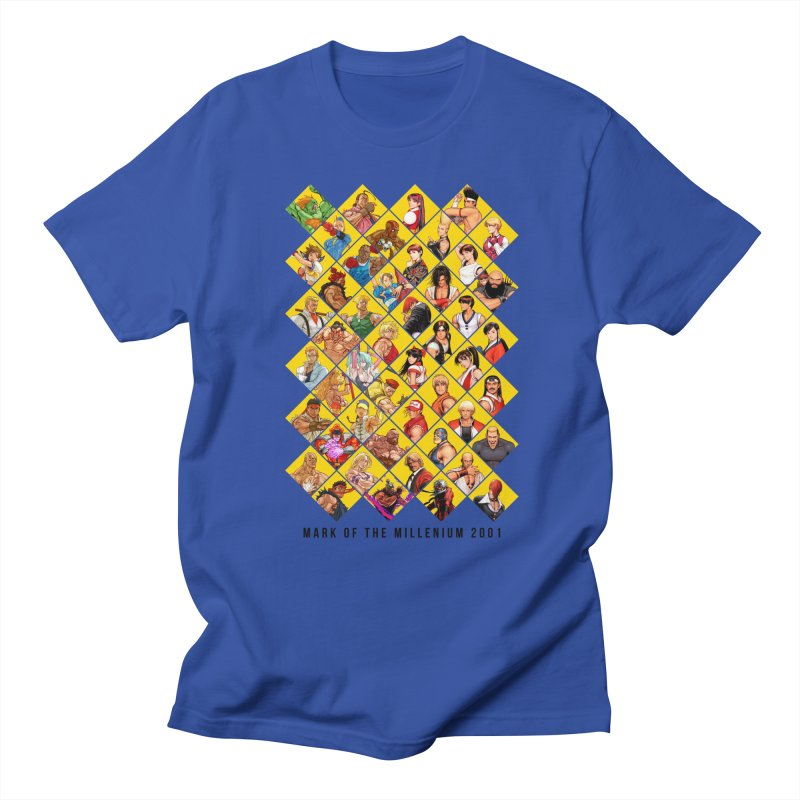 Capcom Vs SNK 2 Men's T-shirt by tulleceria