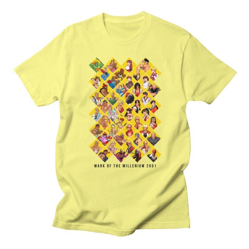 Capcom Vs SNK 2 Women's Unisex T-Shirt by tulleceria