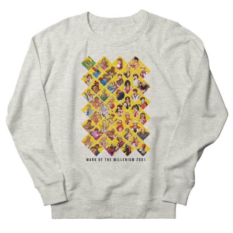 Capcom Vs SNK 2 Women's Sweatshirt by tulleceria
