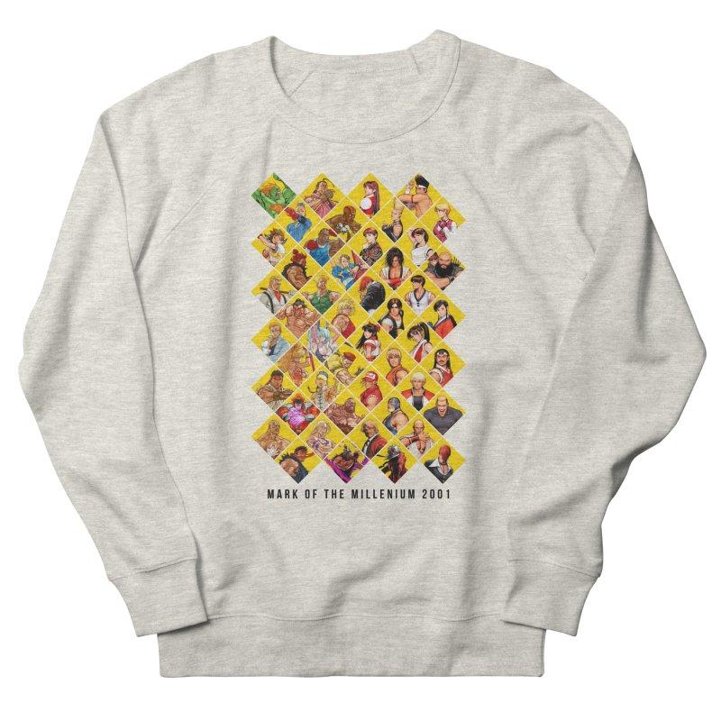 Capcom Vs SNK 2 Men's Sweatshirt by tulleceria