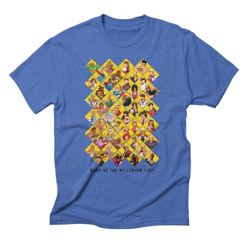 Capcom Vs SNK 2 Men's Triblend T-shirt by tulleceria