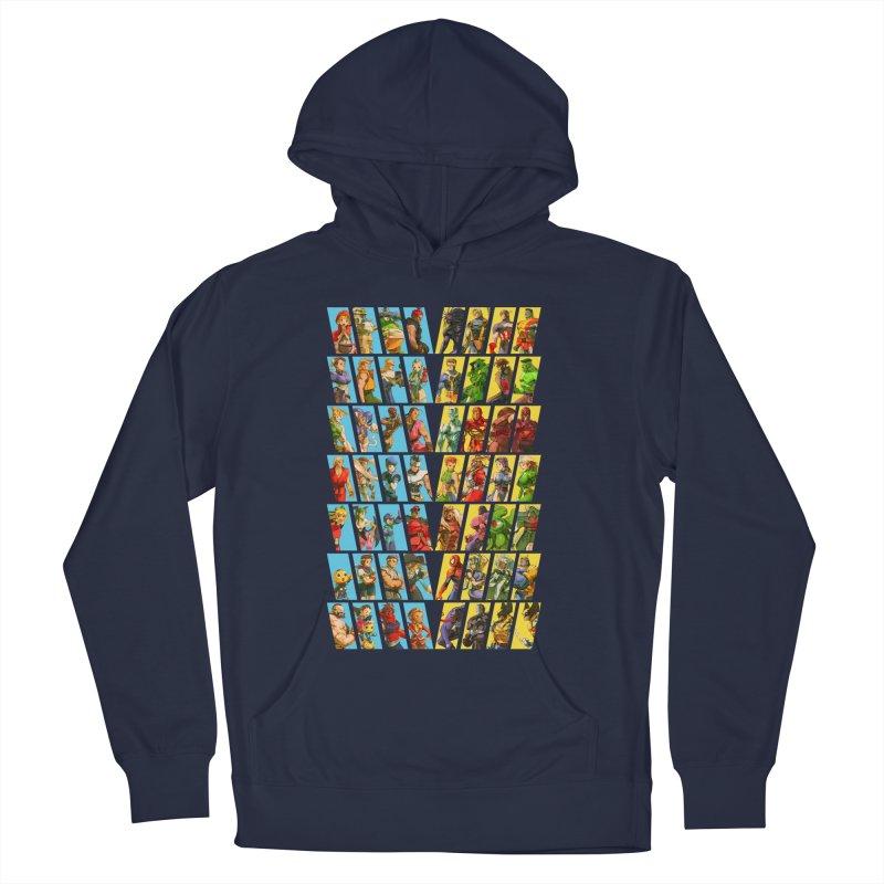 Marvel Vs Capcom 2 Men's Pullover Hoody by tulleceria