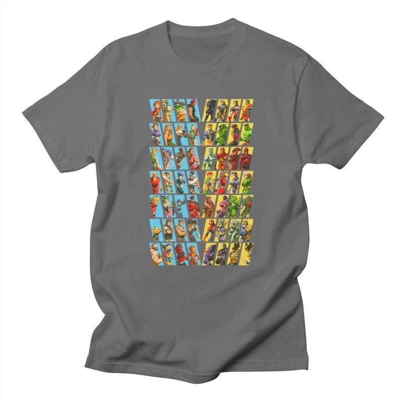 Marvel Vs Capcom 2 Women's Unisex T-Shirt by tulleceria