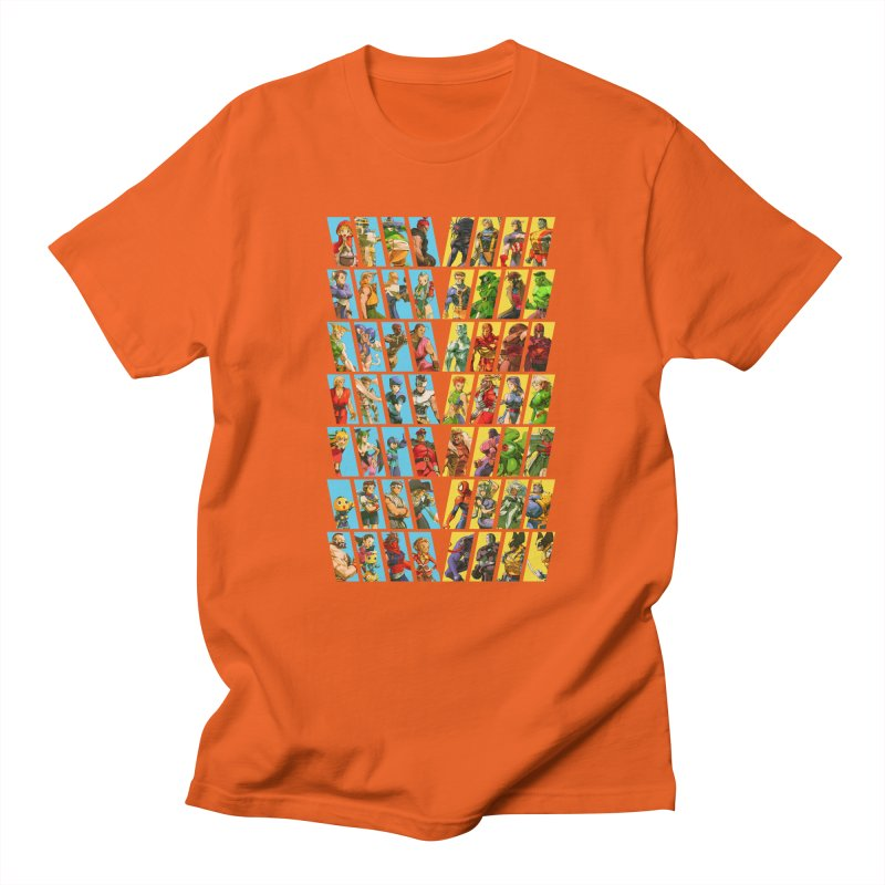 Marvel Vs Capcom 2 Men's T-Shirt by tulleceria
