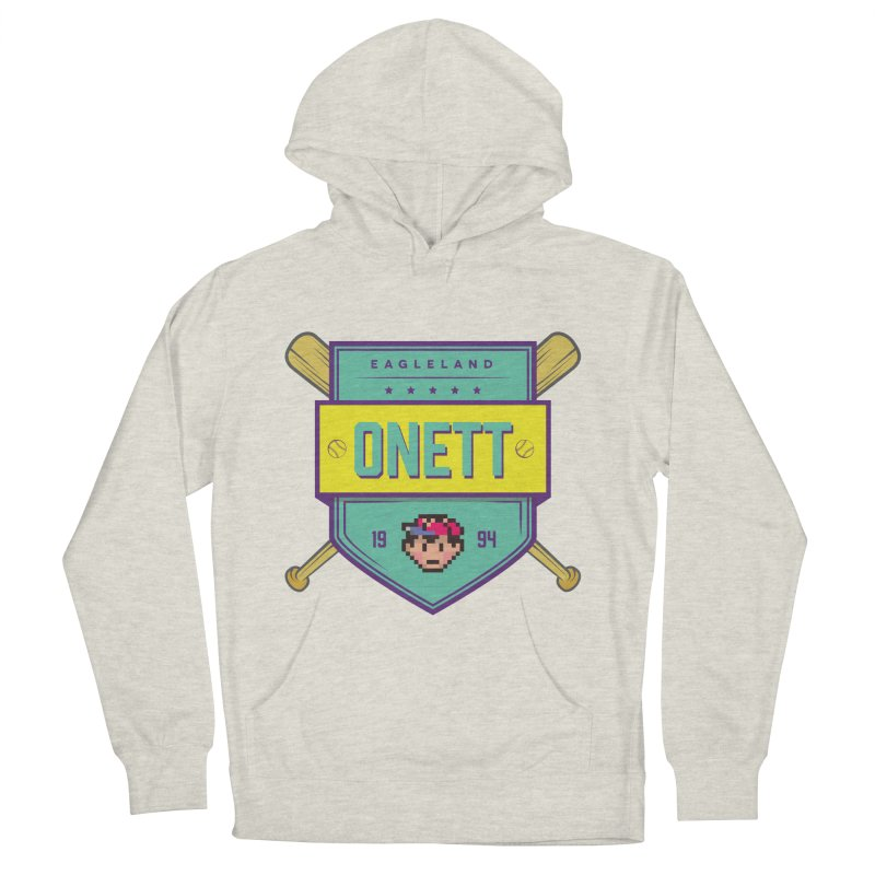 Earthbound Onett Women's Pullover Hoody by tulleceria