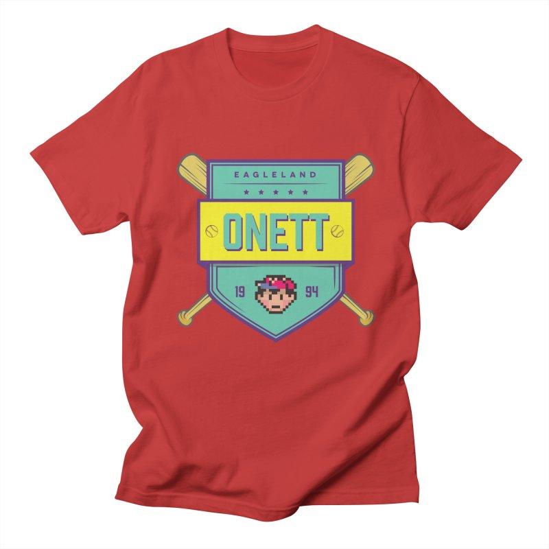 Earthbound Onett Men's T-Shirt by tulleceria