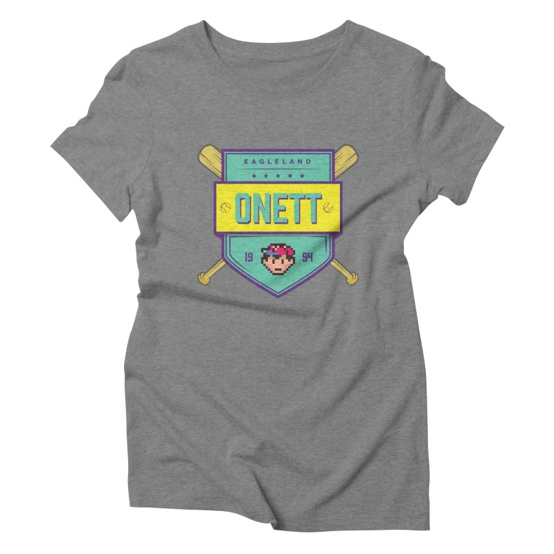 Earthbound Onett Women's Triblend T-Shirt by tulleceria