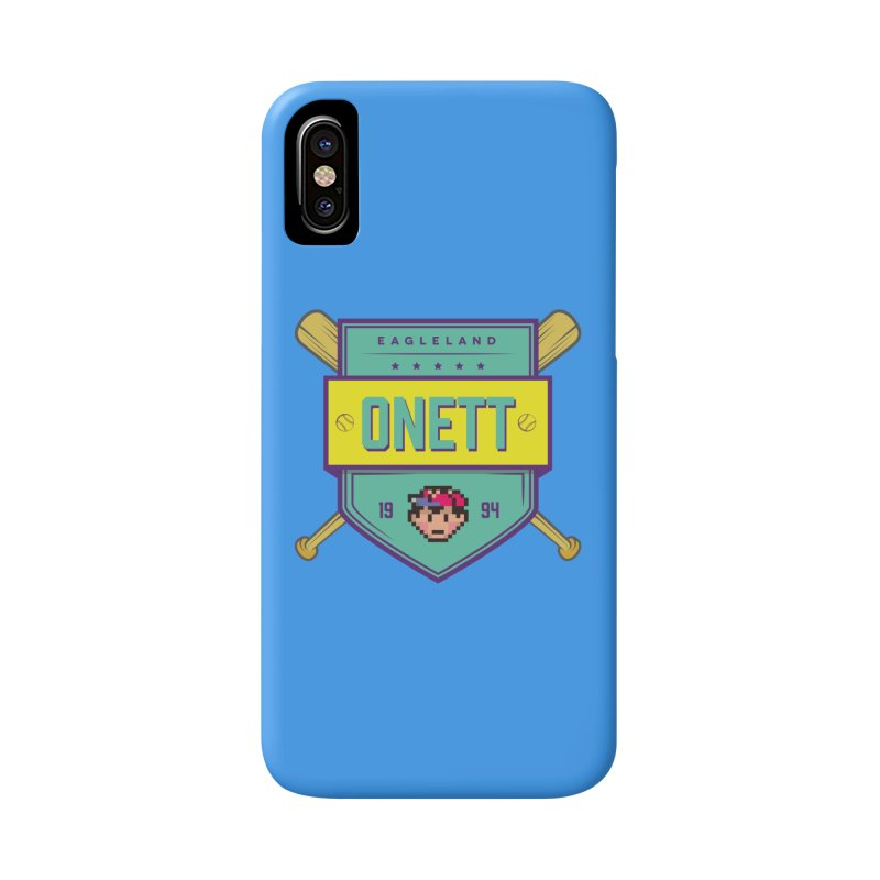 Earthbound Onett Accessories Phone Case by tulleceria