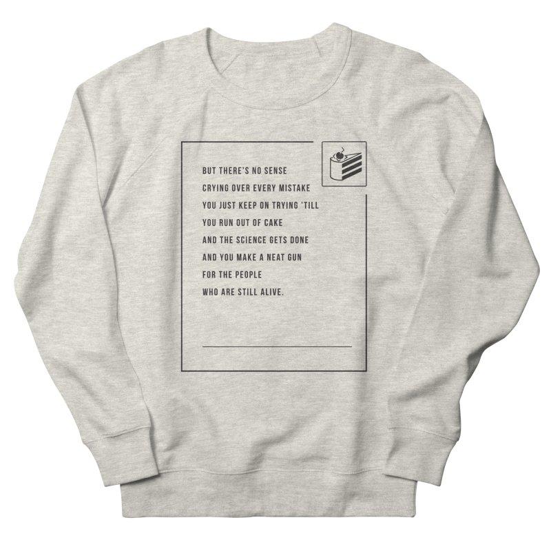 Portal Men's Sweatshirt by tulleceria
