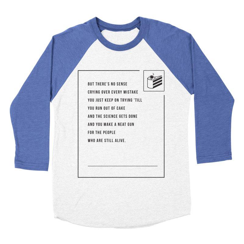 Portal Men's Baseball Triblend T-Shirt by tulleceria