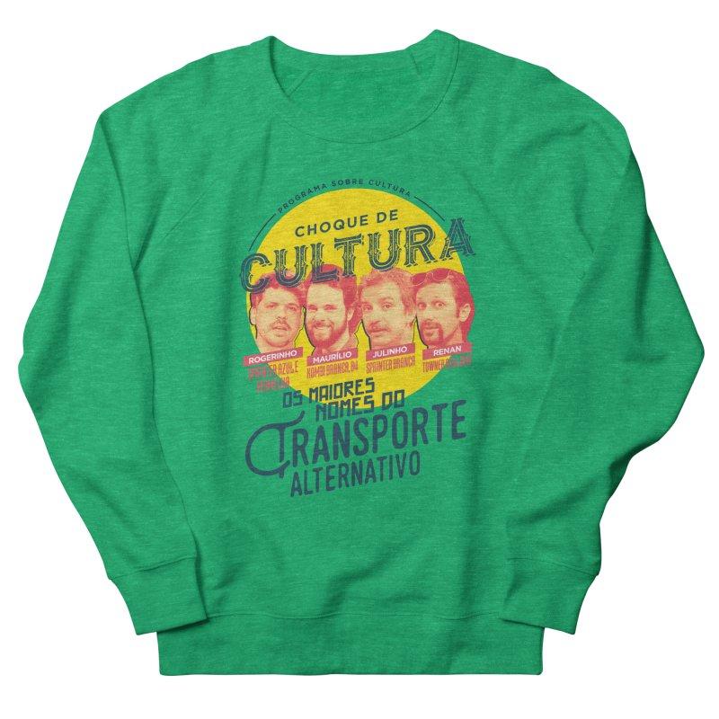 Choque de Cultura Women's Sweatshirt by tulleceria