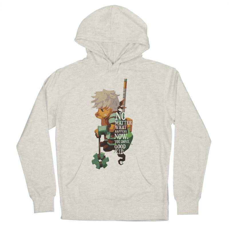 Bastion The Kid Women's Pullover Hoody by tulleceria