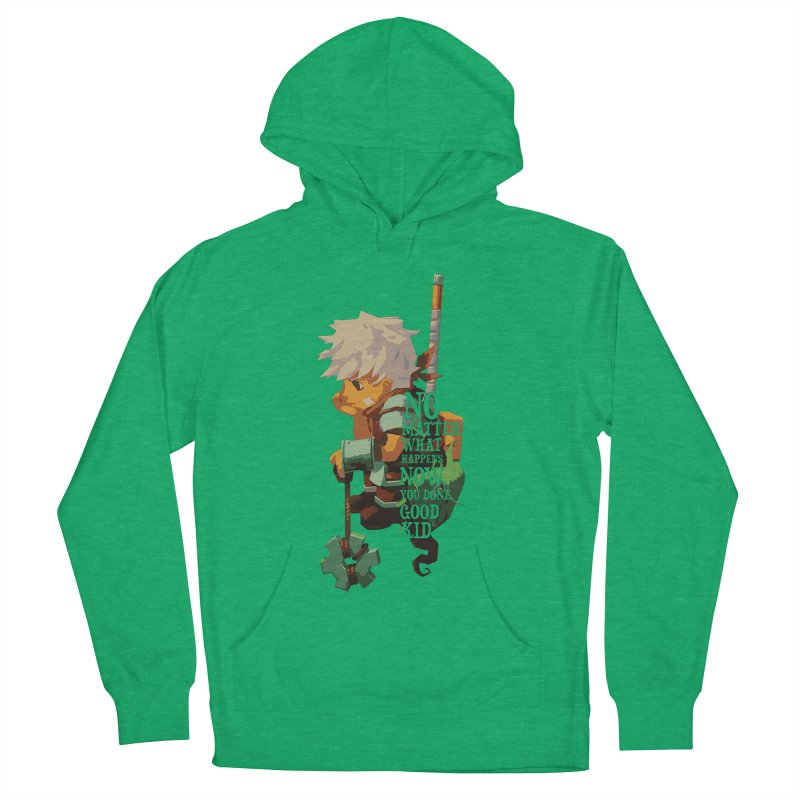 Bastion The Kid Men's Pullover Hoody by tulleceria