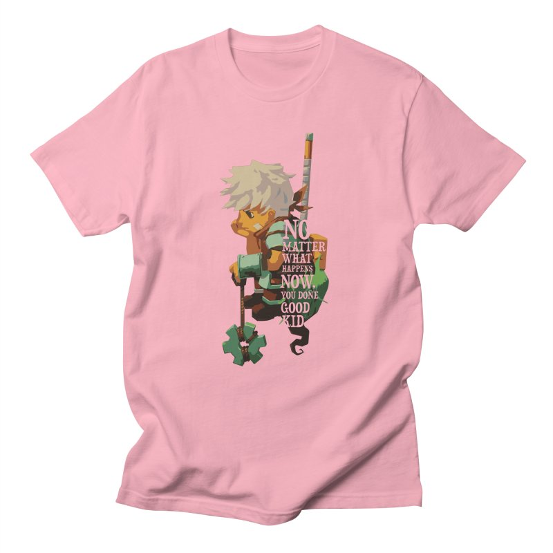 Bastion The Kid Women's Unisex T-Shirt by tulleceria