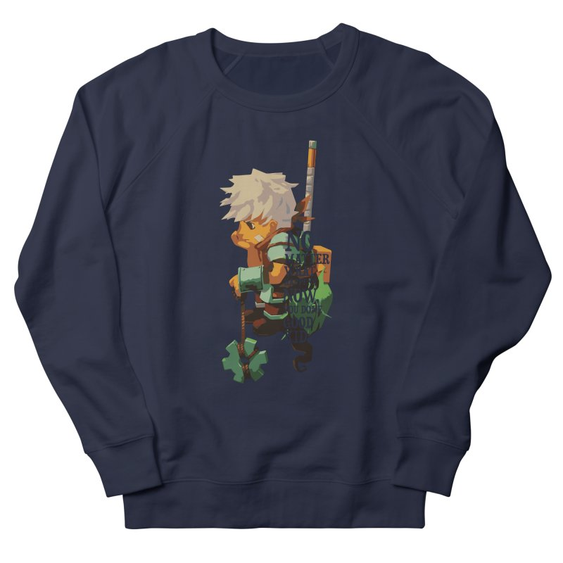 Bastion The Kid Women's Sweatshirt by tulleceria