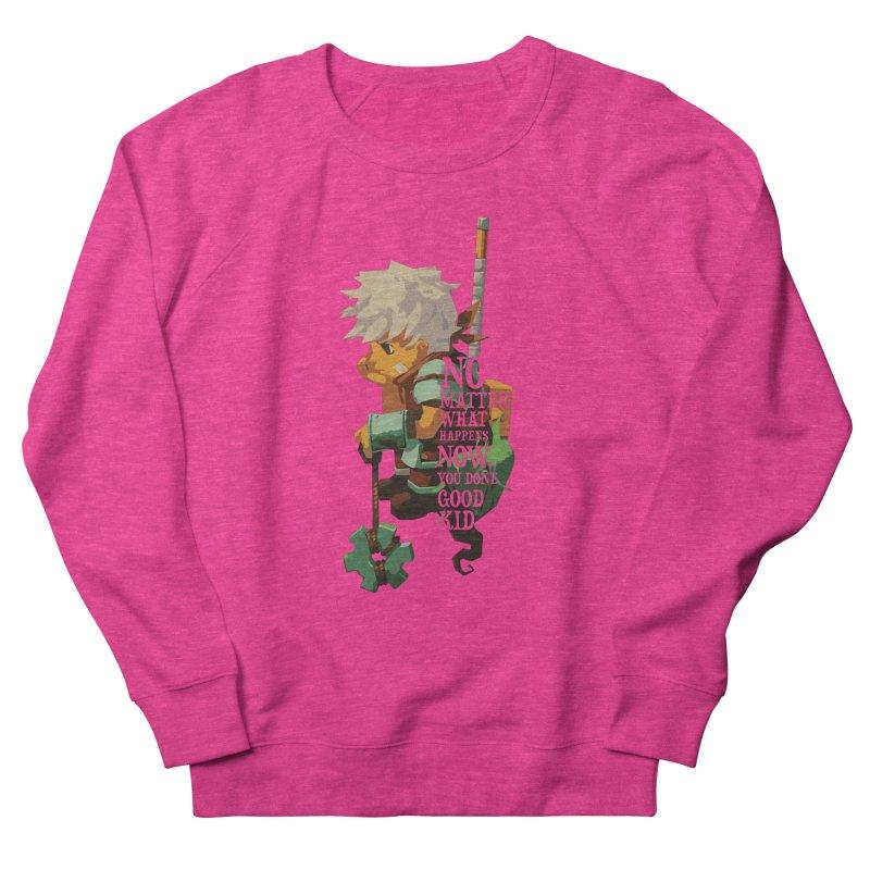 Bastion The Kid Men's Sweatshirt by tulleceria