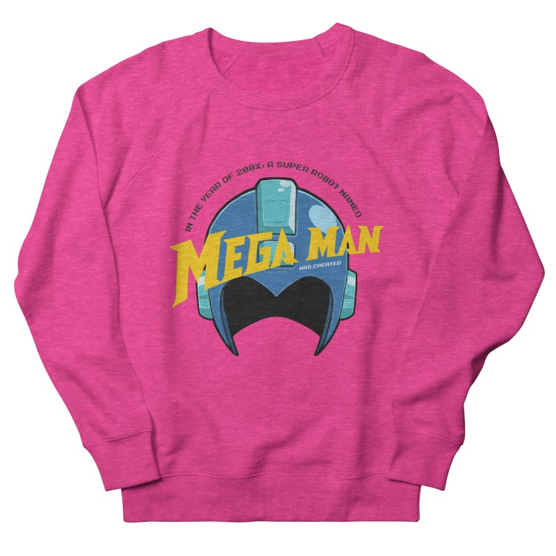 Mega Man Men's Sweatshirt by tulleceria