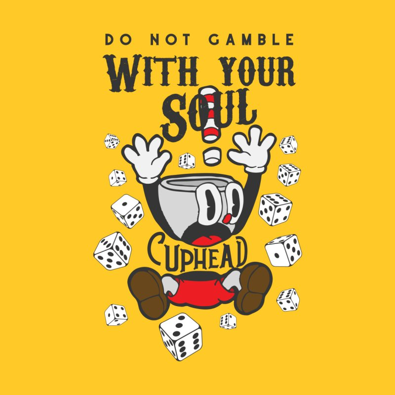 Cuphead Gamble by tulleceria