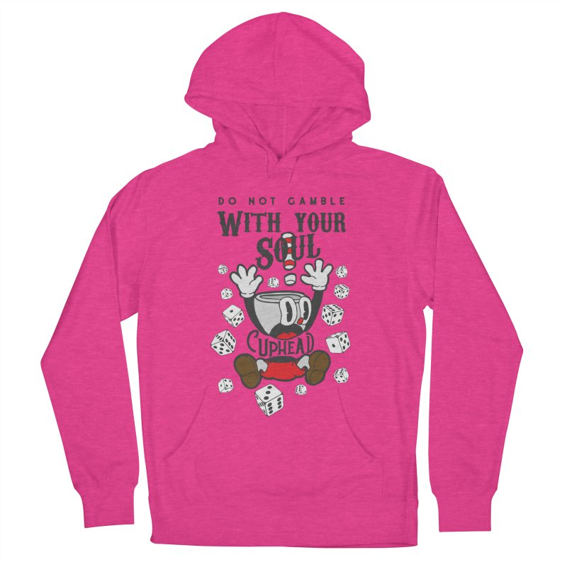 Cuphead Gamble Women's Pullover Hoody by tulleceria