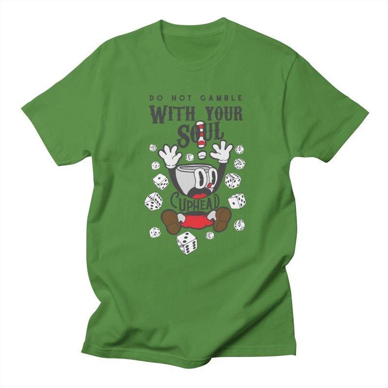 Cuphead Gamble Women's Unisex T-Shirt by tulleceria