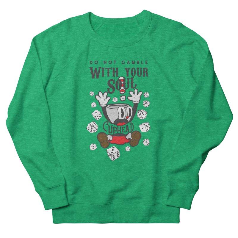 Cuphead Gamble Women's Sweatshirt by tulleceria