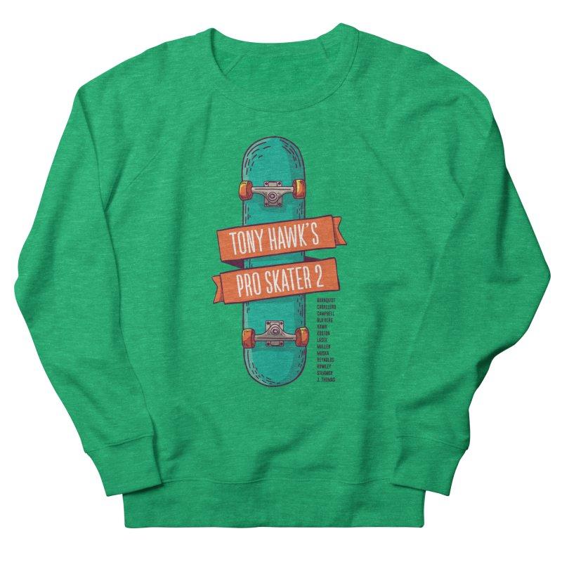 Tony Hawk's Pro Skater 2 Women's Sweatshirt by tulleceria