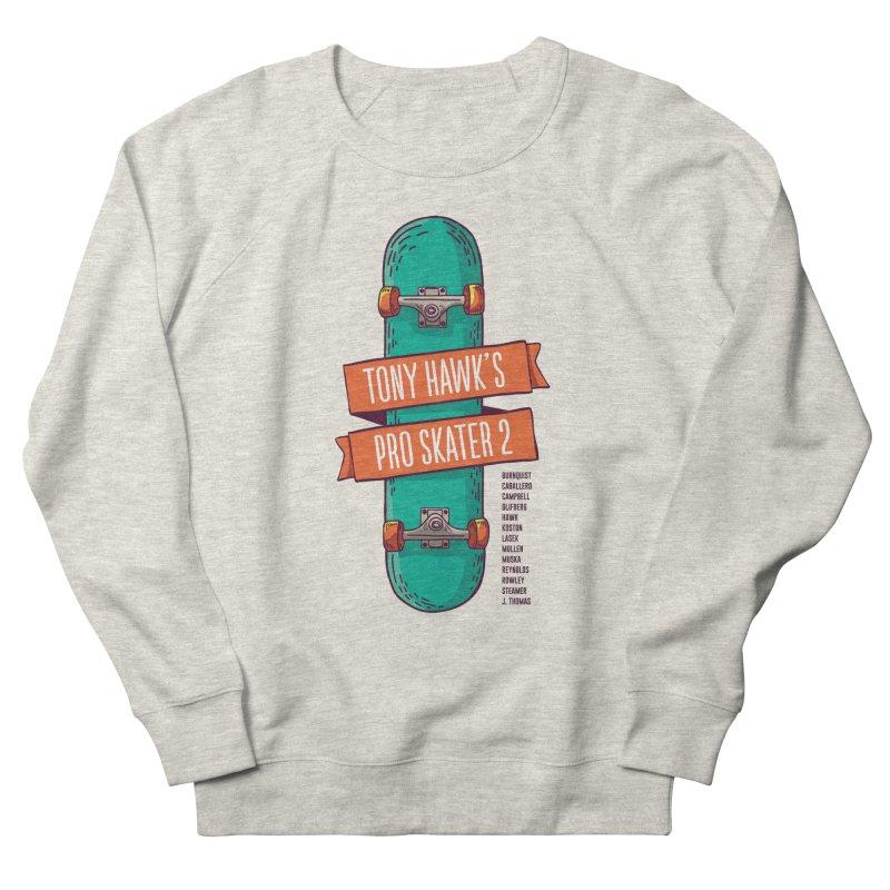 Tony Hawk's Pro Skater 2 Men's Sweatshirt by tulleceria