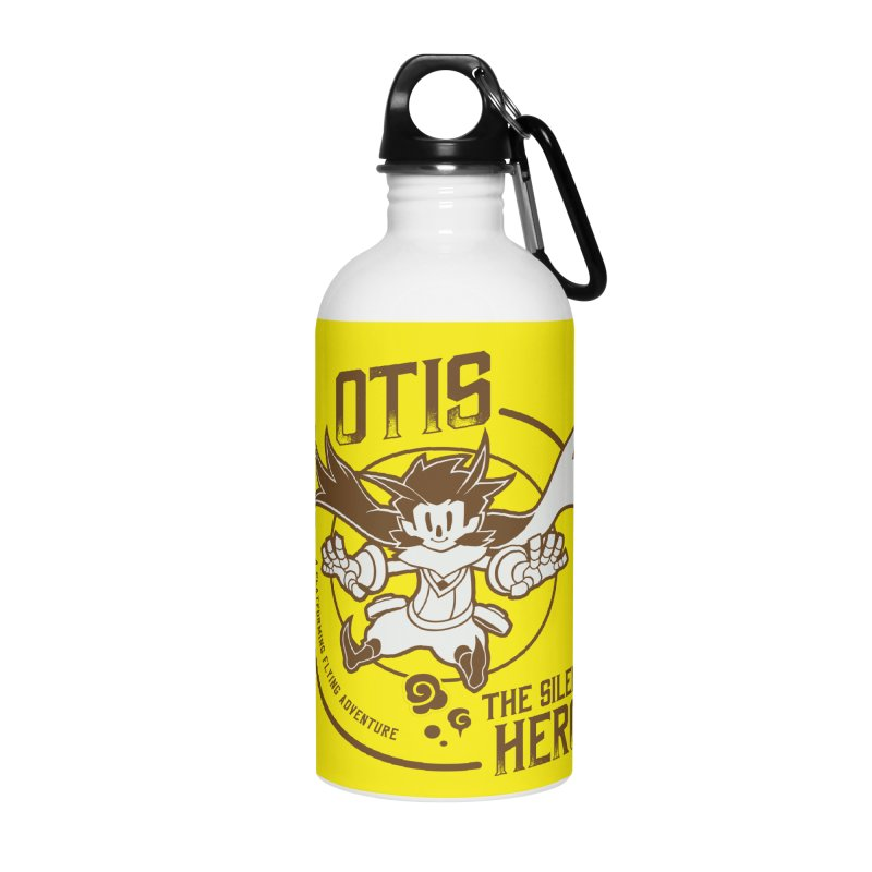 Owlboy Accessories Water Bottle by tulleceria