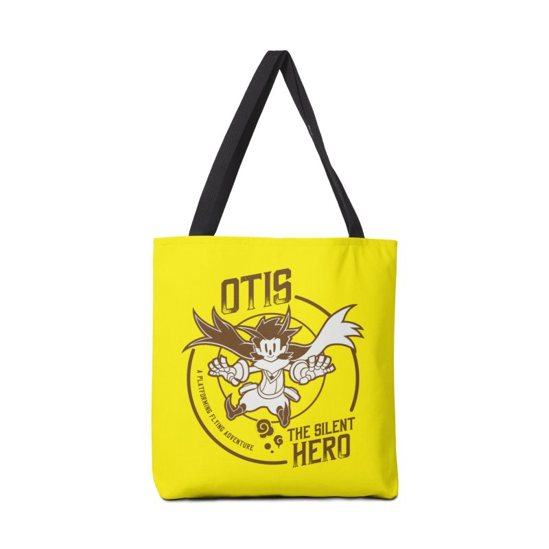 Owlboy Accessories Tote Bag Bag by tulleceria