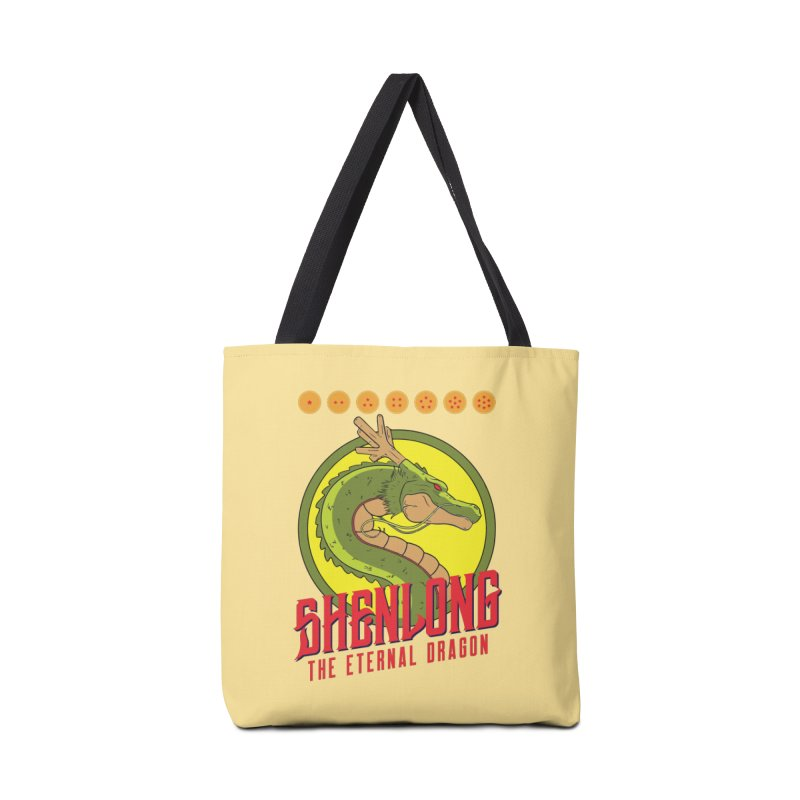 Dragon Ball Z Shenlong Accessories Tote Bag Bag by tulleceria