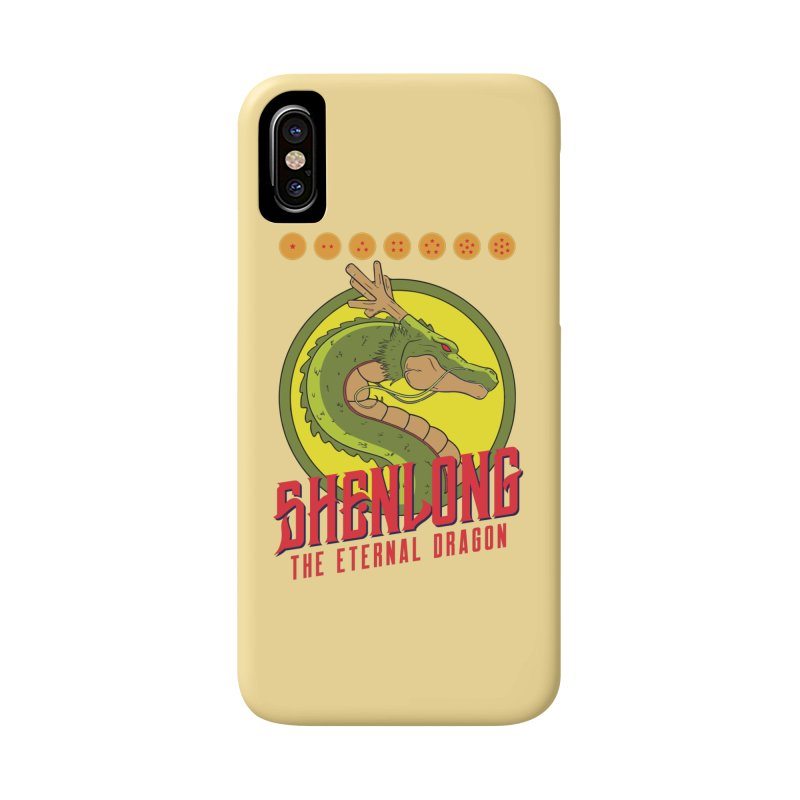 Dragon Ball Z Shenlong Accessories Phone Case by tulleceria