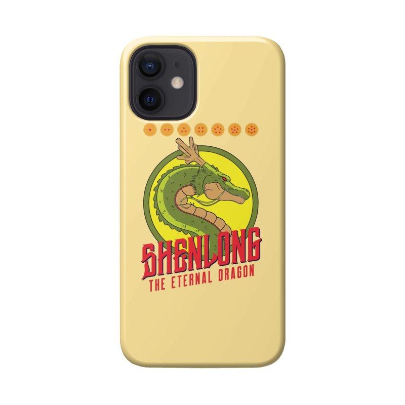 Dragon Ball Z Shenlong Accessories Phone Case by tulleceria