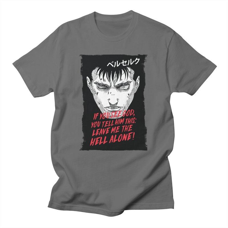 Berserk Men's T-Shirt by tulleceria