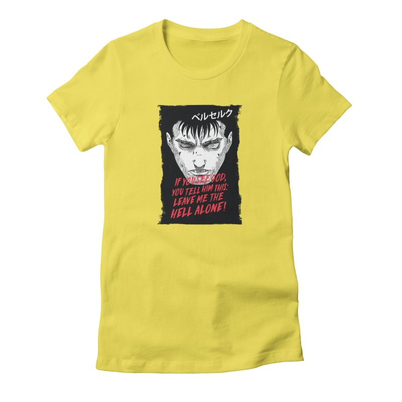 Berserk Women's T-Shirt by tulleceria