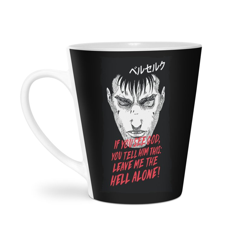 Berserk Accessories Latte Mug by tulleceria