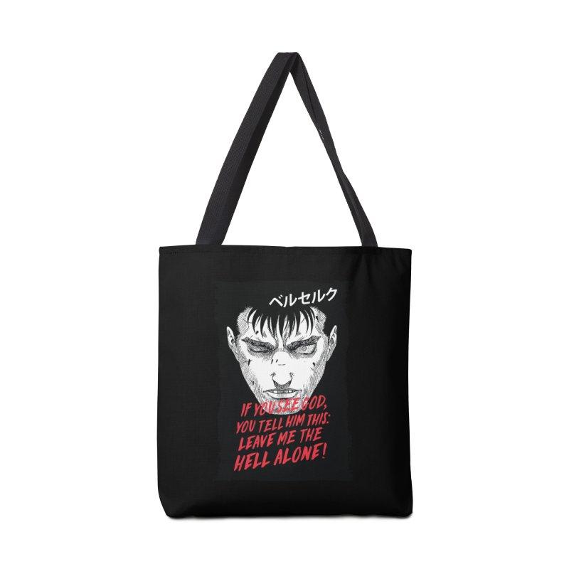 Berserk Accessories Bag by tulleceria