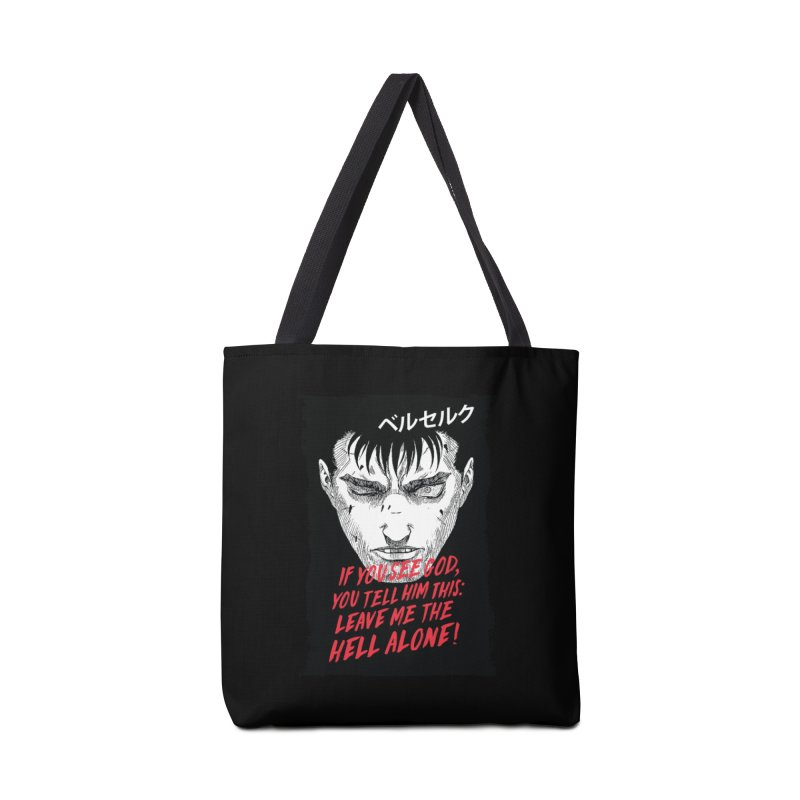 Berserk Accessories Tote Bag Bag by tulleceria