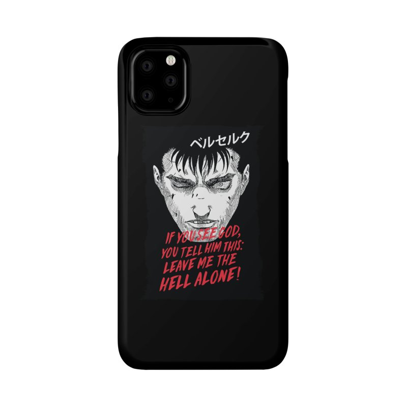 Berserk Accessories Phone Case by tulleceria