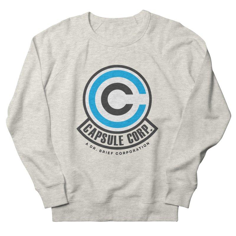 Dragon Ball Z Capsule Corp Men's Sweatshirt by tulleceria
