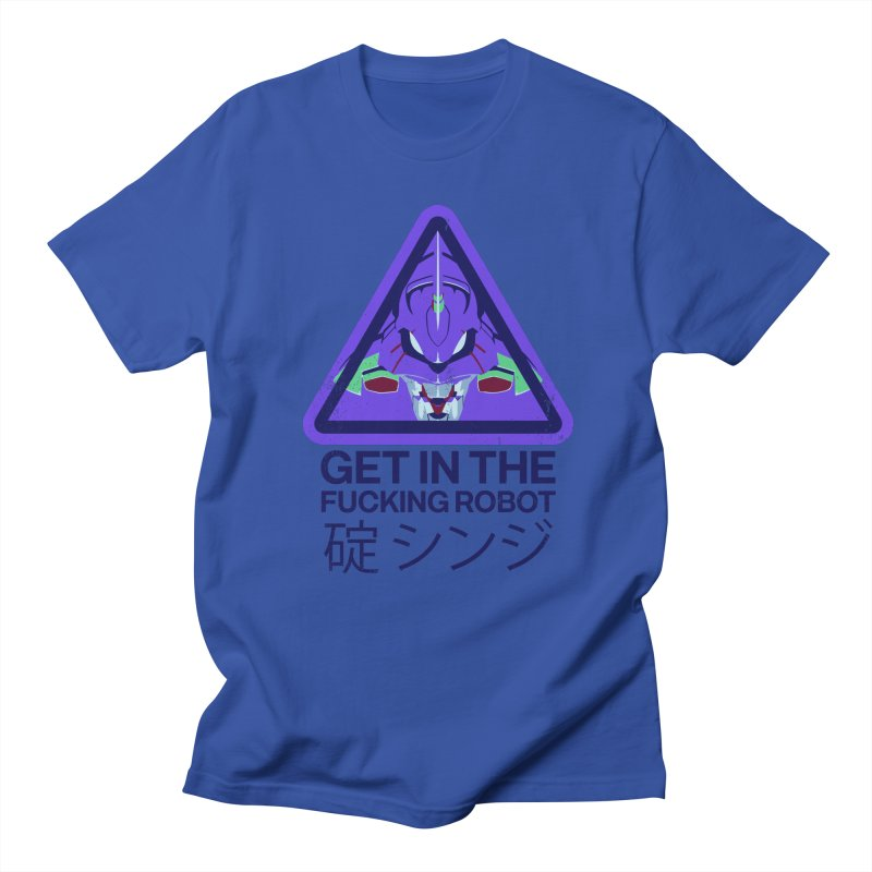 Evangelion Women's Unisex T-Shirt by tulleceria