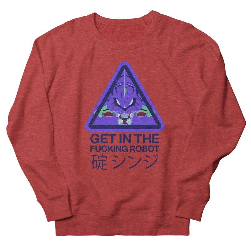 Evangelion Men's Sweatshirt by tulleceria