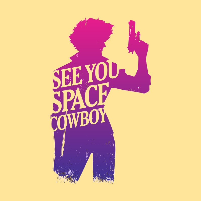 Cowboy Bebop Home Framed Fine Art Print by tulleceria