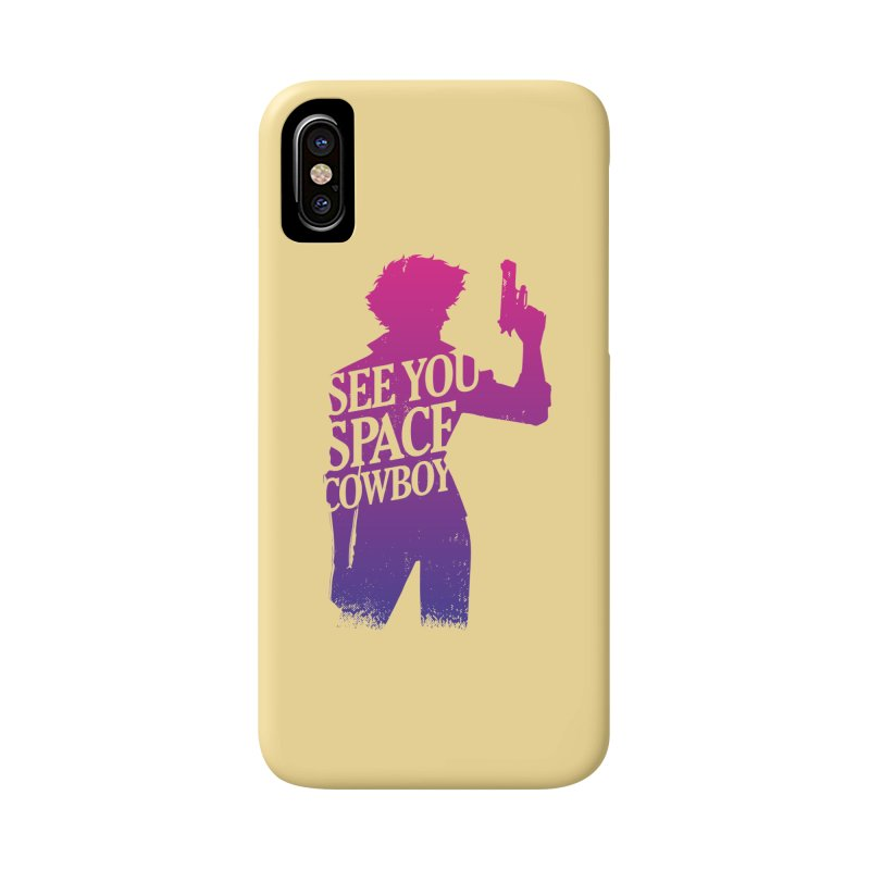 Cowboy Bebop Accessories Phone Case by tulleceria