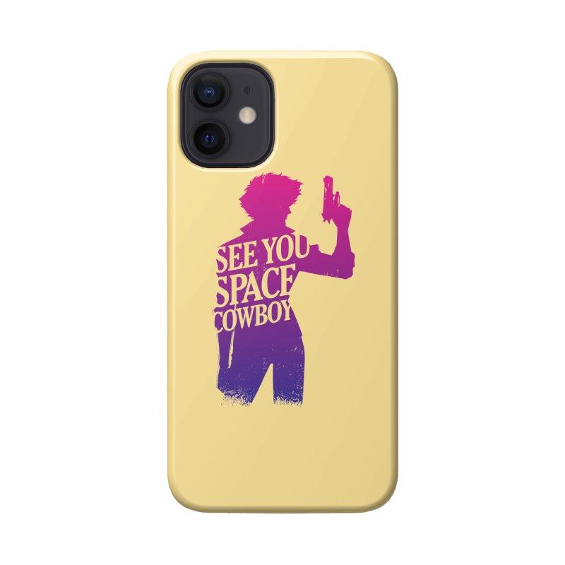 Cowboy Bebop Accessories Phone Case by tulleceria