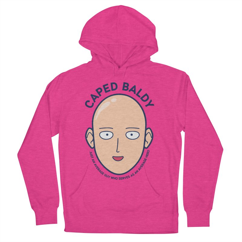 One Punch Man Women's Pullover Hoody by tulleceria