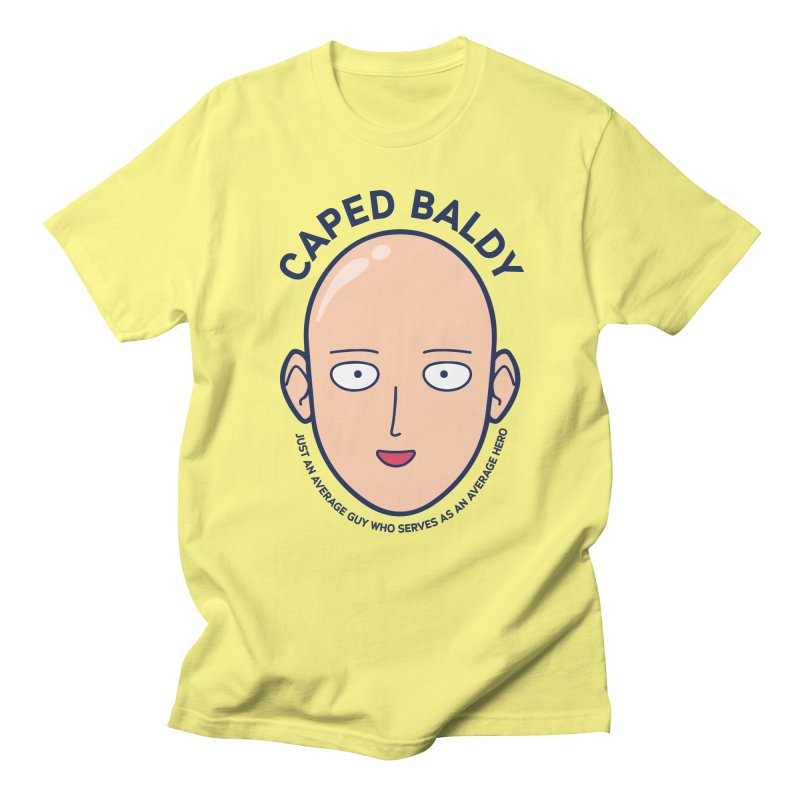 One Punch Man Men's T-Shirt by tulleceria