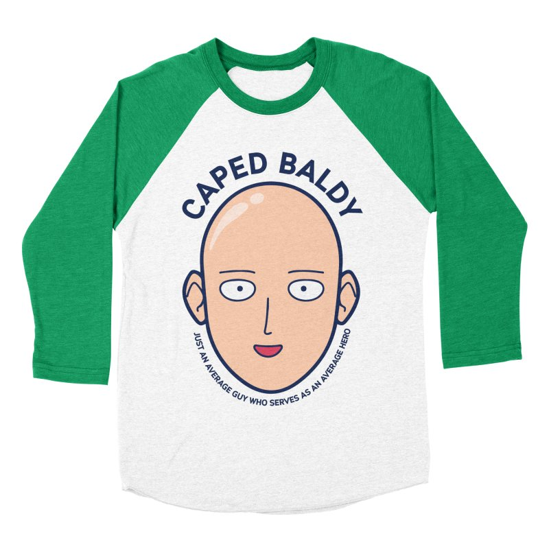 One Punch Man Women's Baseball Triblend T-Shirt by tulleceria