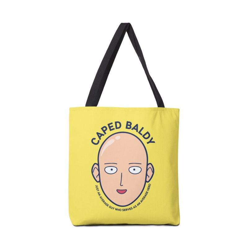 One Punch Man Accessories Bag by tulleceria