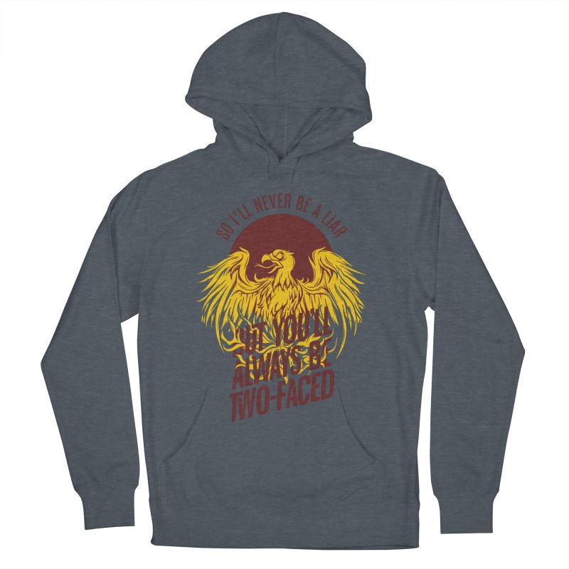 A Day To Remember Men's French Terry Pullover Hoody by tulleceria