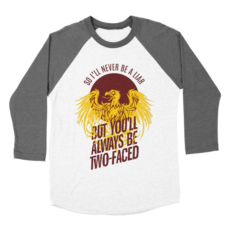 A Day To Remember Women's Baseball Triblend Longsleeve T-Shirt by tulleceria